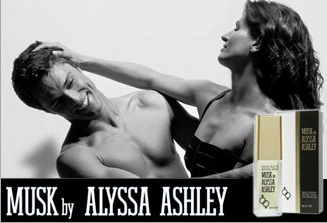 Alyssa Ashley heren parfum