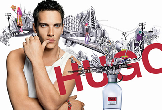 Hugo Boss Red