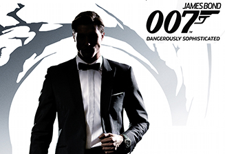 James Bond heren