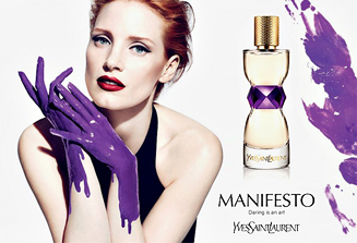 Yves Saint Laurent Manifesto