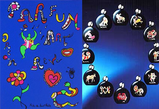Niki de Saint Phalle Dames