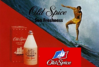 Old Spice heren
