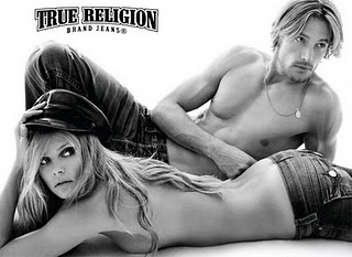True Religion dames