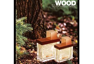 Velvet Forest Wood