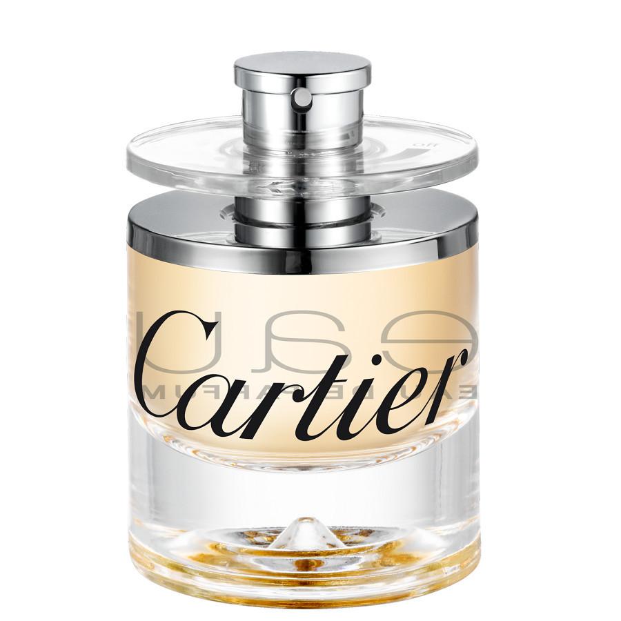 cartier eau de cartier 50ml eau de parfum spray. Black Bedroom Furniture Sets. Home Design Ideas