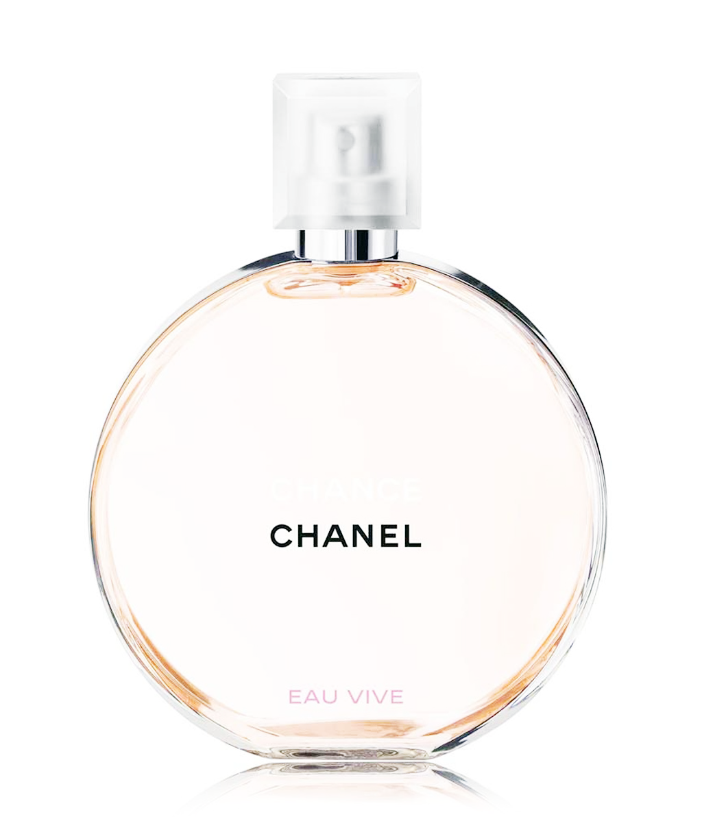 chanel chance eau vive 150ml eau de toilette spray. Black Bedroom Furniture Sets. Home Design Ideas