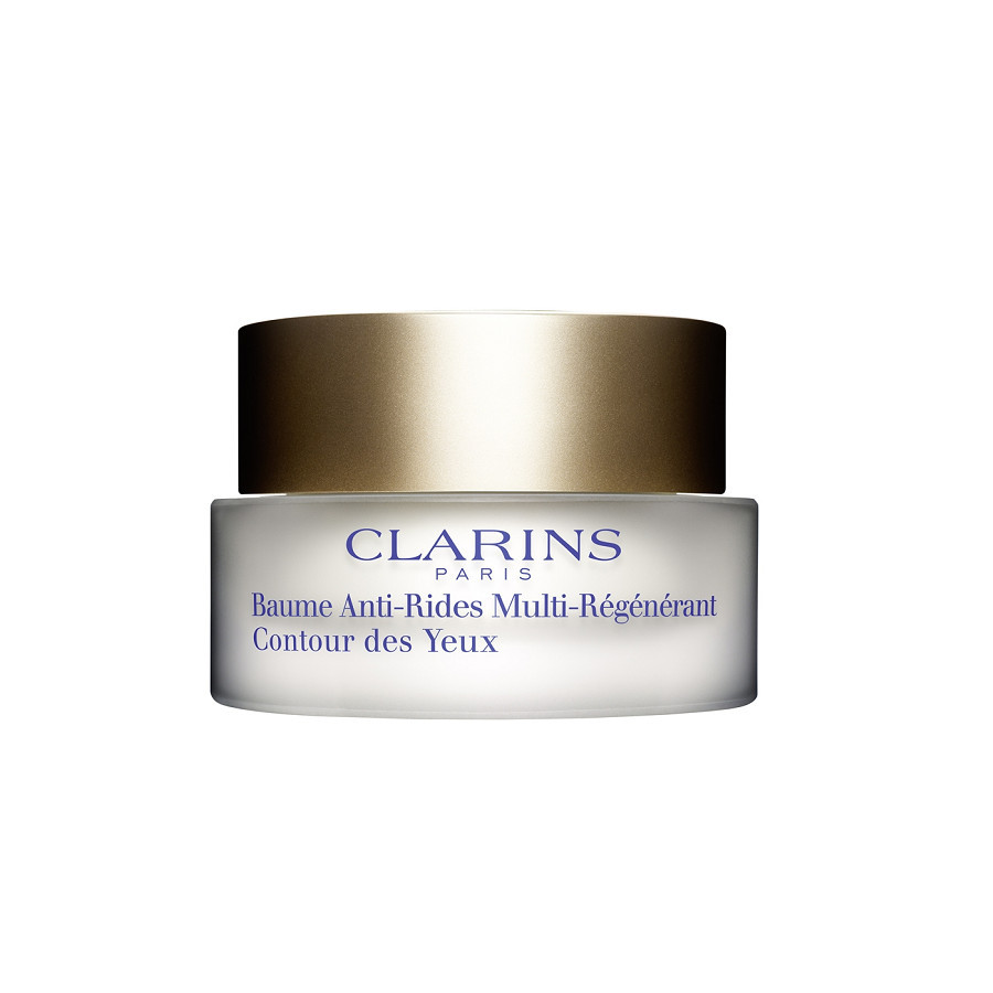 clarins multi r g n rante baume anti rides multi reg n rante contour des yeux 15ml oogcr me. Black Bedroom Furniture Sets. Home Design Ideas