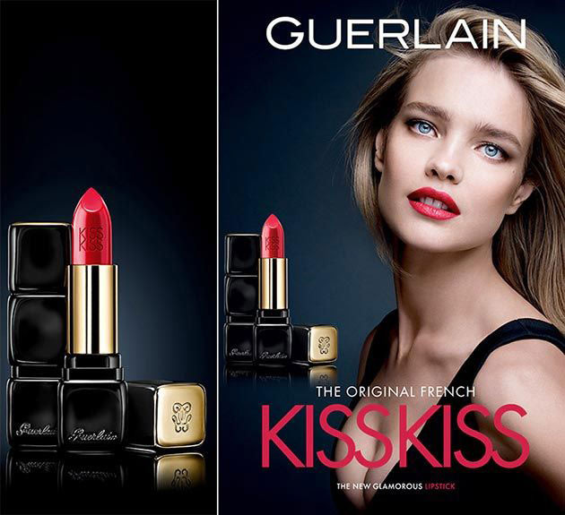 Guerlain Kisskiss Shaping Cream Lip Color 3,5 gram nr 306