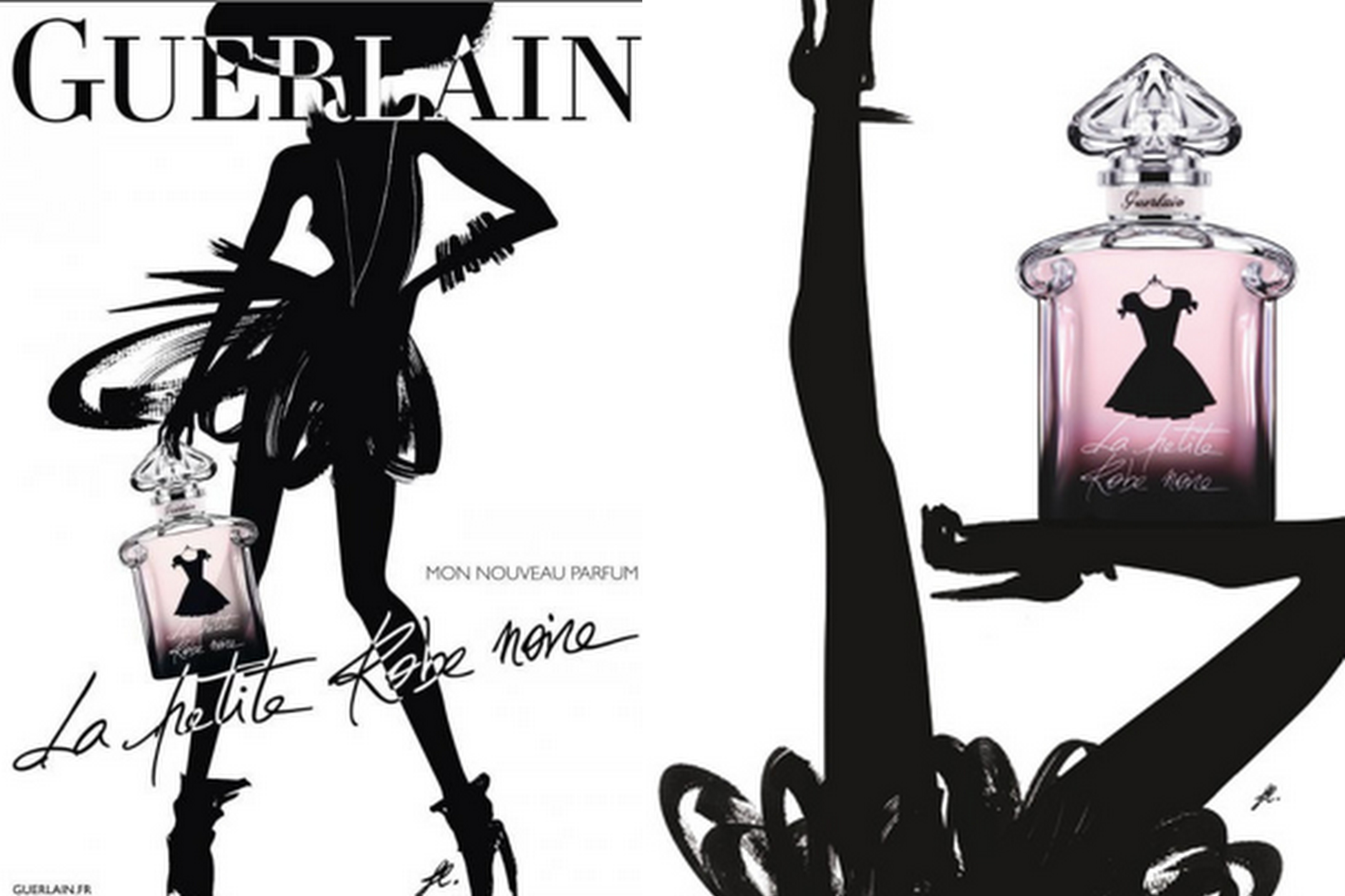 guerlain la petite robe noire 100ml eau de parfum spray. Black Bedroom Furniture Sets. Home Design Ideas