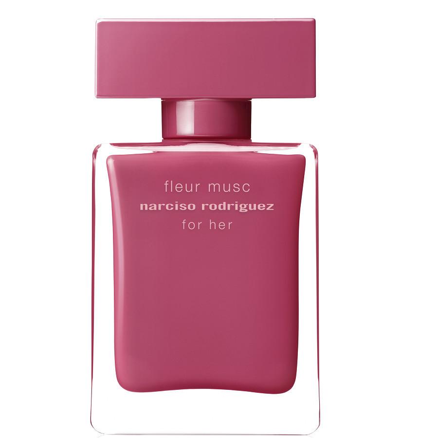 narciso rodriguez for her fleur musc 50ml eau de parfum spray. Black Bedroom Furniture Sets. Home Design Ideas