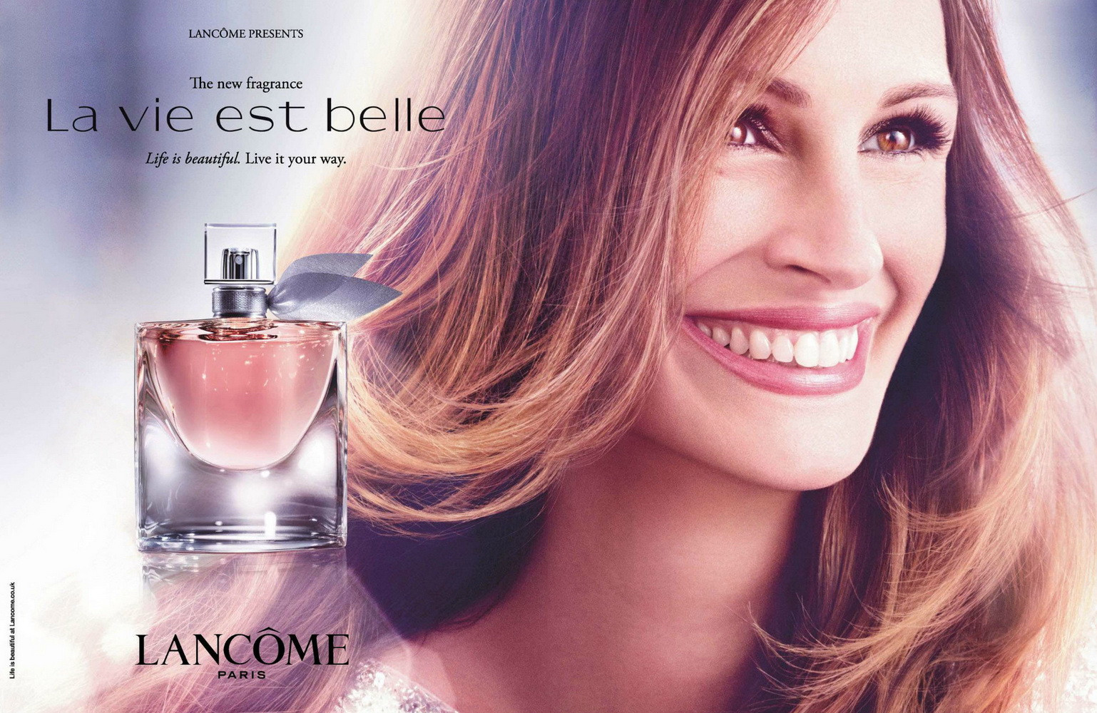 Afbeeldingsresultaat voor lancome la vie est belle eau de parfum