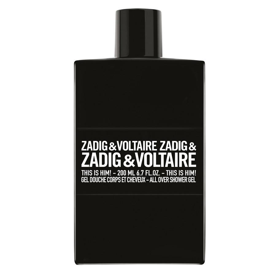 Zadig & Voltaire This Is Him! 200ml Showergel ...