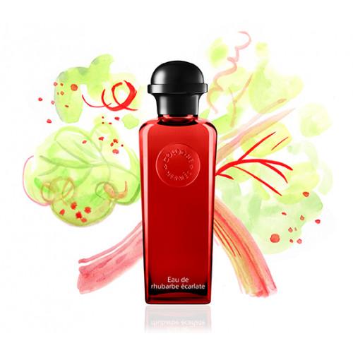 Hermes Eau de rhubarbe écarlate 100ml eau de cologne spray