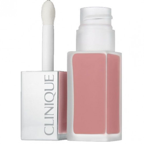 Clinique Pop Liquid Matte Lip Colour + Primer - Cake Pop