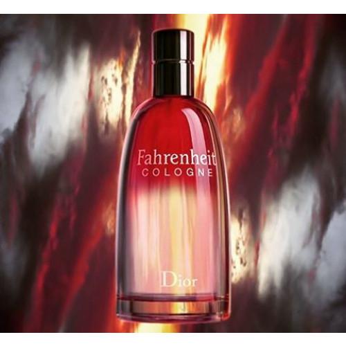 Christian Dior Fahrenheit Cologne 125ml eau de cologne spray
