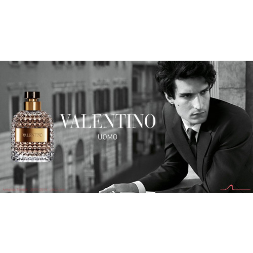 Valentino Uomo 100ml eau de toilette spray