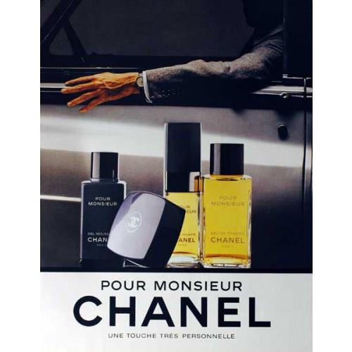 Chanel Pour Monsieur 100ml eau de toilette spray