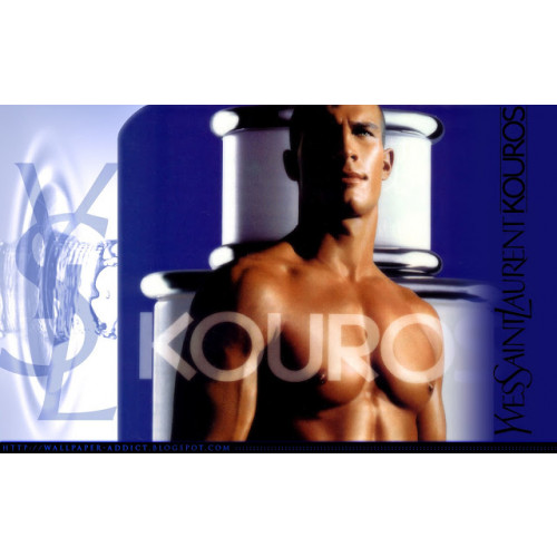 Yves Saint Laurent	Kouros 100ml aftershave flacon