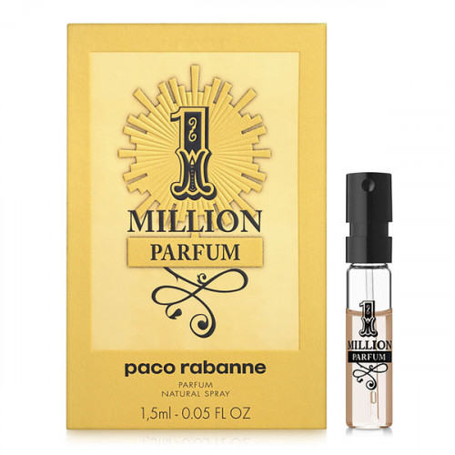 Paco Rabanne 1 million Men  Sample 1,5ml parfum spray