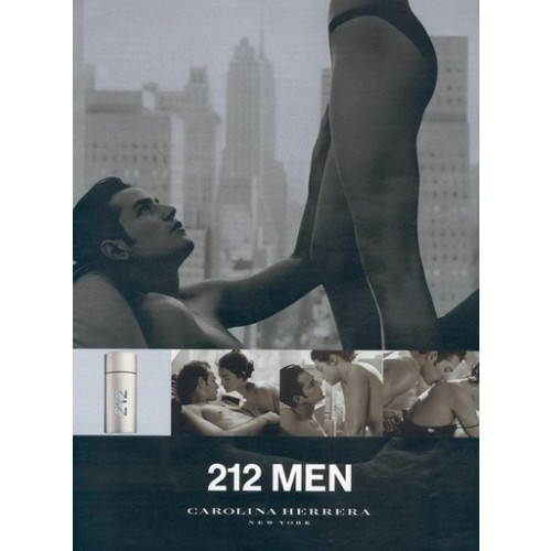 Carolina Herrera 212 Men 100ml eau de toilette spray