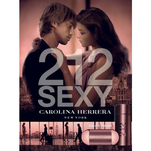 Carolina Herrera 212 Sexy Woman 60ml eau de parfum spray