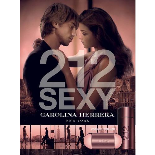 Carolina Herrera 212 Sexy Men 100ml Aftershave