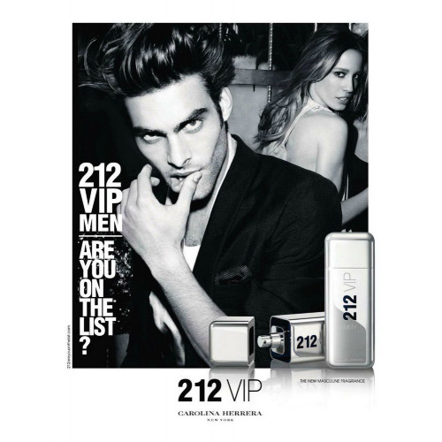 Carolina Herrera 212 VIP Men 100ml eau de toilette spray