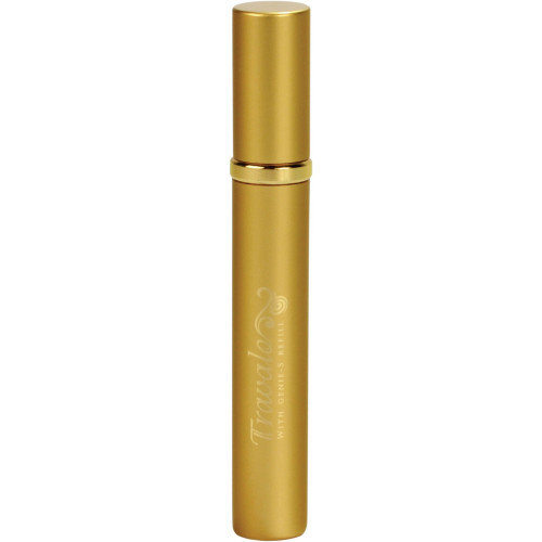 Travalo Touch Elegance Rollerball Goud (Refillable Perfume Rollerball)