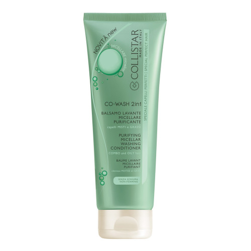 Collistar 2in1 Co-Wash Purifying Micellar Washing Conditioner 250ml