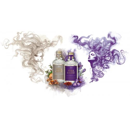 4711 Acqua Colonia Saffron & Iris 170ml Eau de Cologne Splash & Spray
