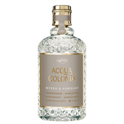 4711 Acqua Colonia Myrrh & Kumquat 170ml Eau de Cologne Splash & Spray