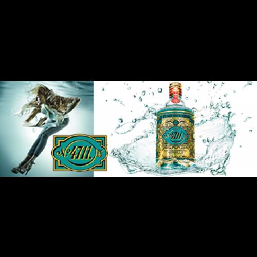 4711 Original 400ml Eau de Cologne Splash & Spray