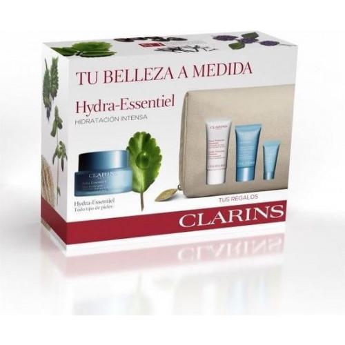 Clarins Hydra-Essentiel Set 4-delig