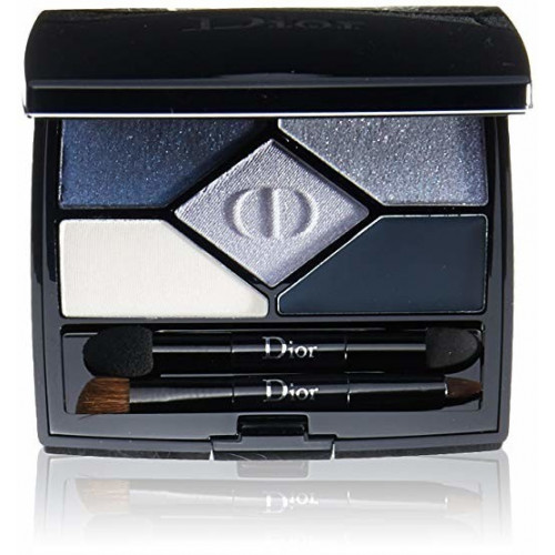 Dior 5 Couleurs Designer Eyeshadow No. 208 Navy Design