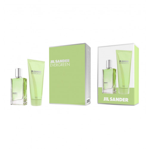 Jil Sander Evergreen Set 30ml eau de toilette spray + 75ml Bodylotion