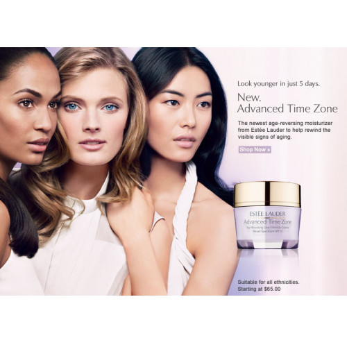 Estee Lauder Advanced Time Zone Oil Free SPF15 Normal/Combination Skin 50ml