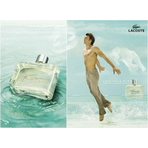 Lacoste Essential 125ml eau de toilette spray