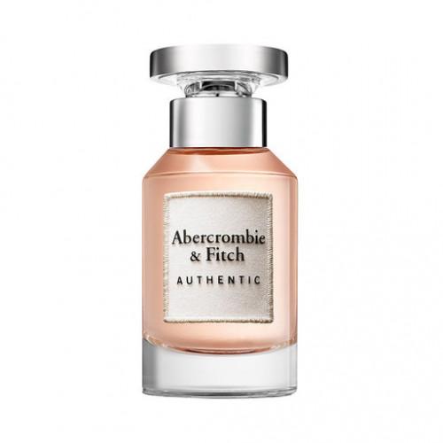 Abercrombie & Fitch Authentic Woman 50ml eau de parfum spray