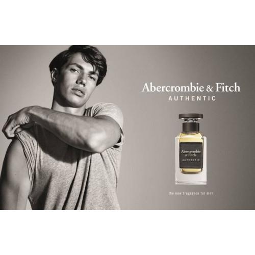 Abercrombie & Fitch Authentic Man 100ml eau de toilette spray