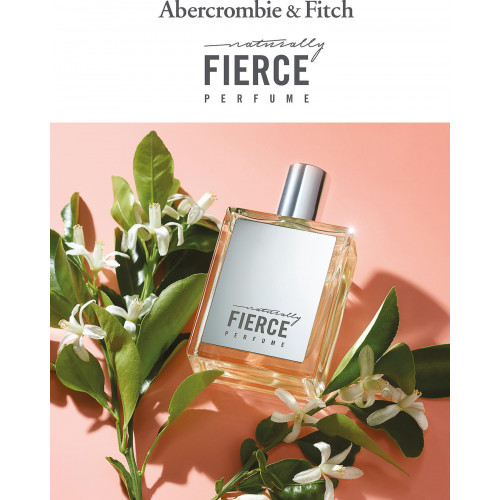 Abercrombie & Fitch Naturally Fierce 100ml eau de parfum spray