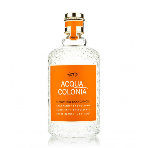 4711 Acqua Colonia Mandarine & Cardamom 170ml Eau de Cologne Splash & Spray