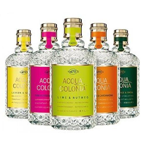 4711 Acqua Colonia White Peach & Coriander 170ml Eau de Cologne Splash & Spray