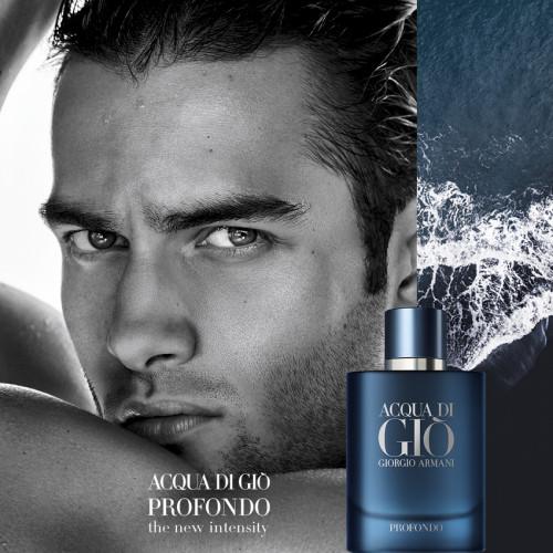 Armani Acqua di Gio Homme Profondo 125ml eau de parfum spray - Zacht  orientaalse geuren - Geurnoten - Over Parfum - ParfumCenter.nl