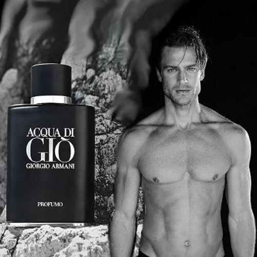 Armani Acqua di Gio Homme Profumo 75ml eau de parfum spray