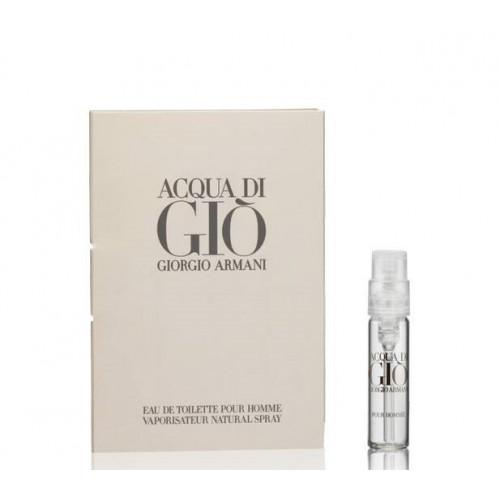 Armani Acqua di Gio Homme Sample 1,2 ml eau de toilette spray
