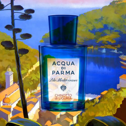 Acqua di Parma Blu Mediterraneo Chinotto di Liguria 150ml Bodylotion Spray
