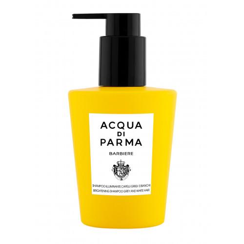 Acqua di Parma Collezione Barbiere Brightening Grey & White Hair Shampoo 200ml