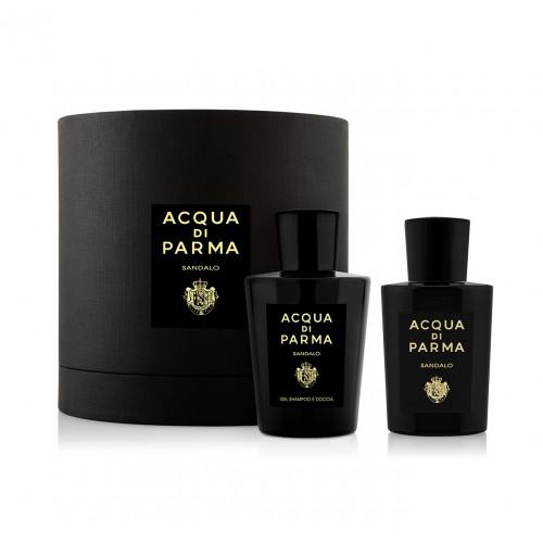 Acqua di Parma Sandalo set 100ml Eau De parfum Spray + 200ml Showergel