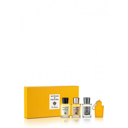 Acqua di Parma Colonias Travel Set 3x20ml Eau De Cologne Spray