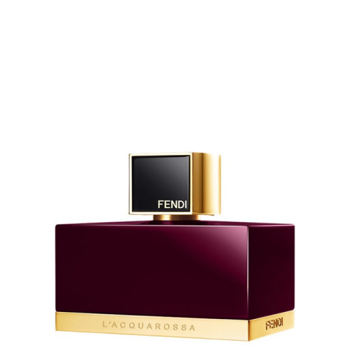 Fendi L`Acquarossa Elixir 4 ml eau de parfum spray miniatuur
